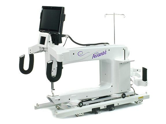 HQ18 Avante and HQ Pro-Stitcher Package