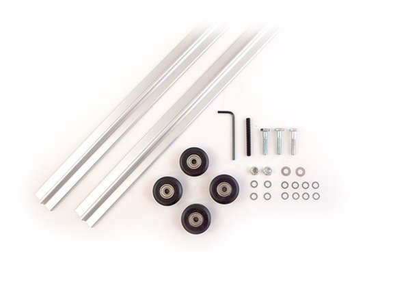 HQ Precision-Glide Carriage Track & Wheel Upgrade Kit for HQ24 Fusion