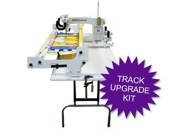 HQ Precision-Glide Track Upgrade Kit for HQ Adjustable Table or HQ QuilTable