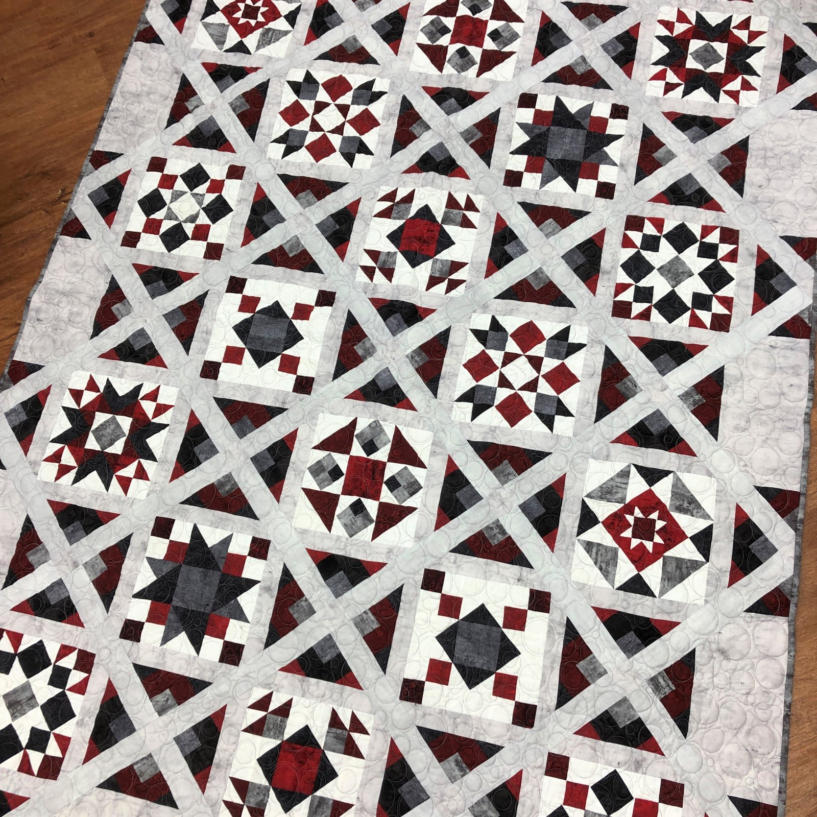 Cross Section Quilt Kit