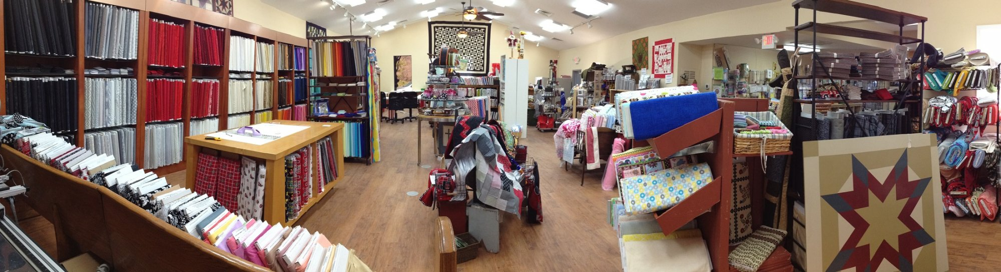 Red Rooster Quilt Store Columbus Oh