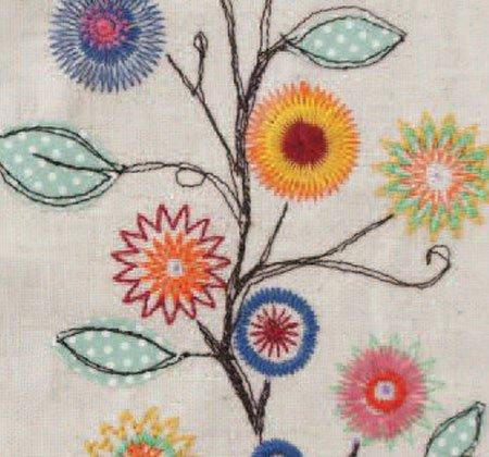 Janome Flower Stitch Attachment