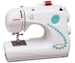 Janome Jem Gold 660 3 Sewing Machine