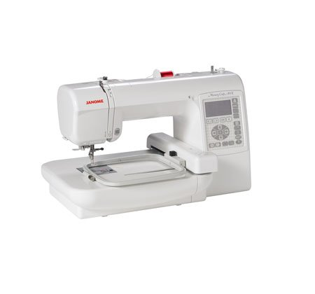 Janome MC200E Embroidery Machine