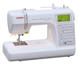 Janome MC5200 Sewing Machine