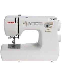 Janome 660 Jem Gold Mechanical Sewing Machine
