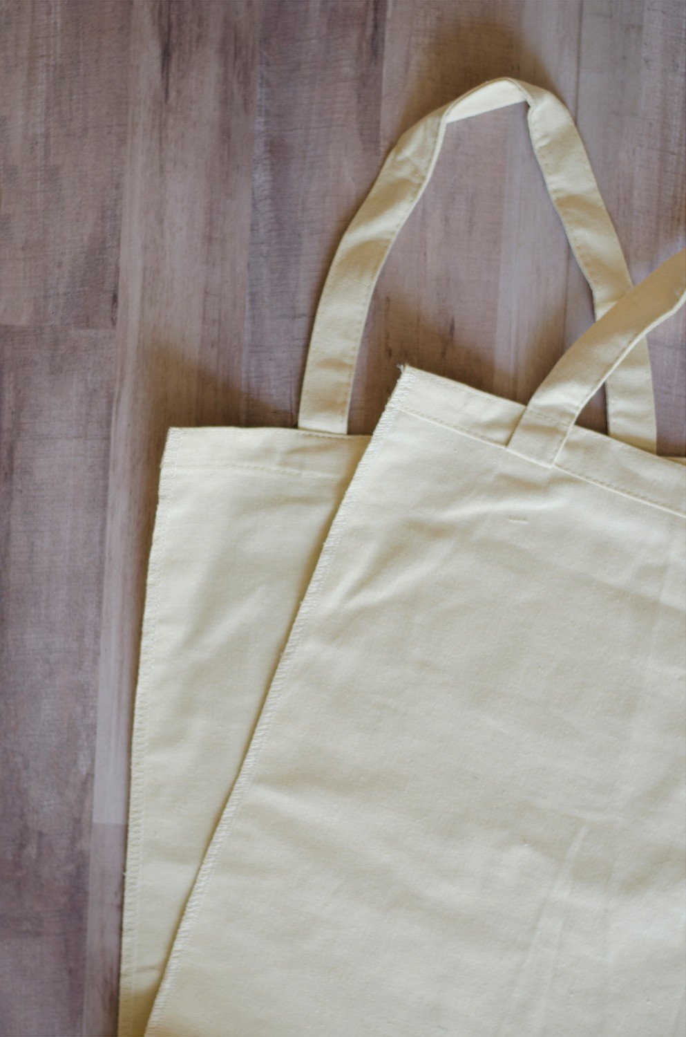 Canvas Tote (Blank) natural