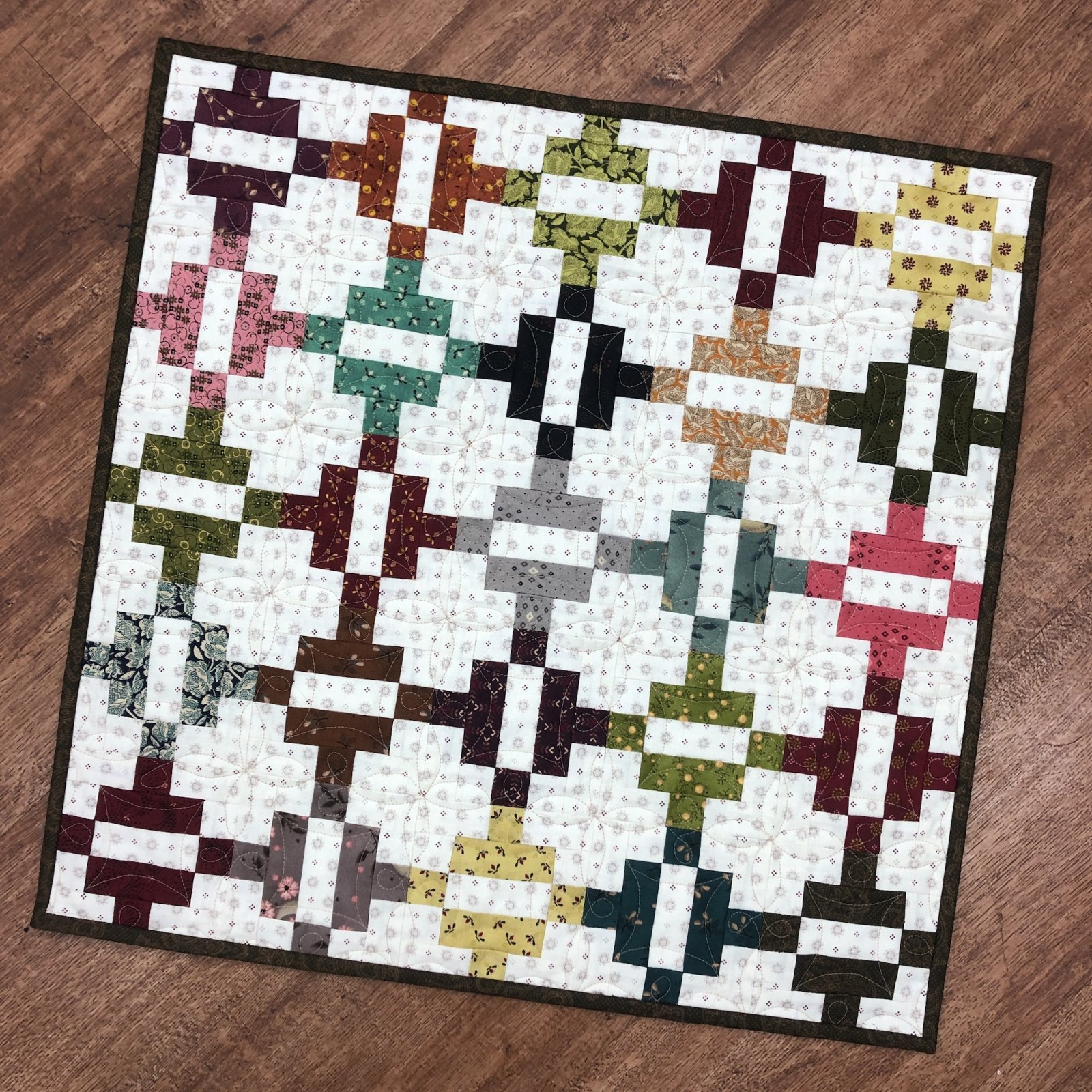 Kick The Can Quilt Kit