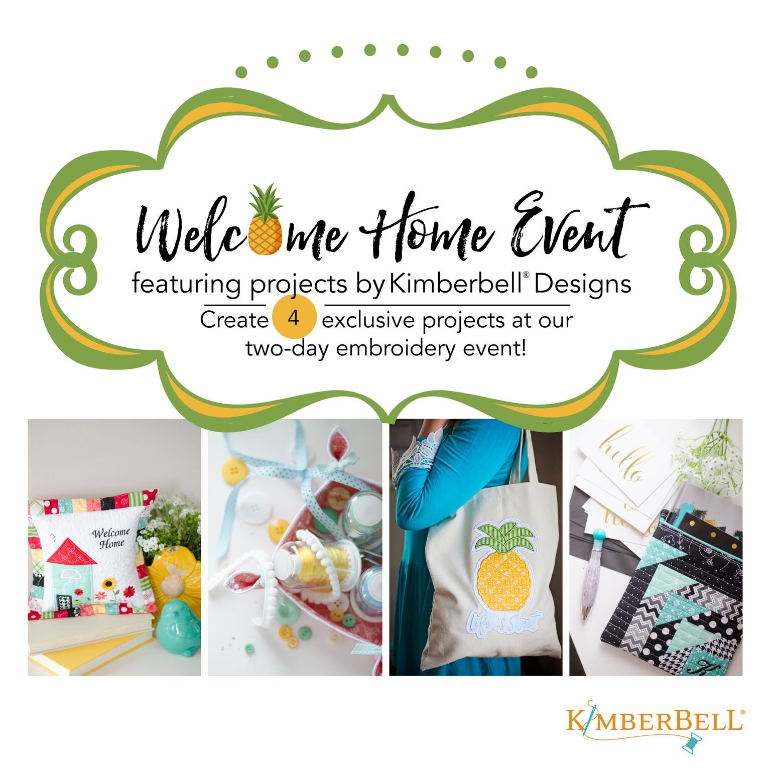 Kimberbell Welcome Home Event