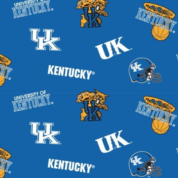 KY-045 Kentucky Wildcats All Over