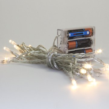Lights White - 20 bulbs