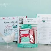 Kimberbell Love Notes Mystery Quilt Program