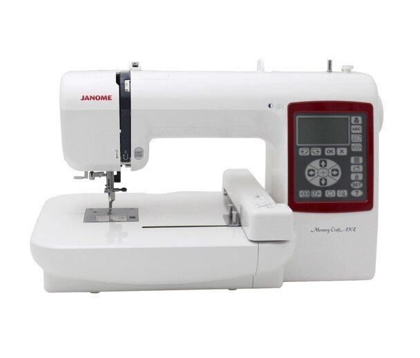 Janome MC230E Embroidery Machine