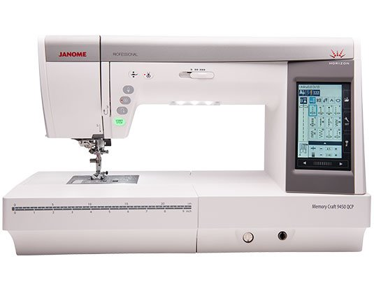 Janome MC9450 Quilting & Sewing Machine