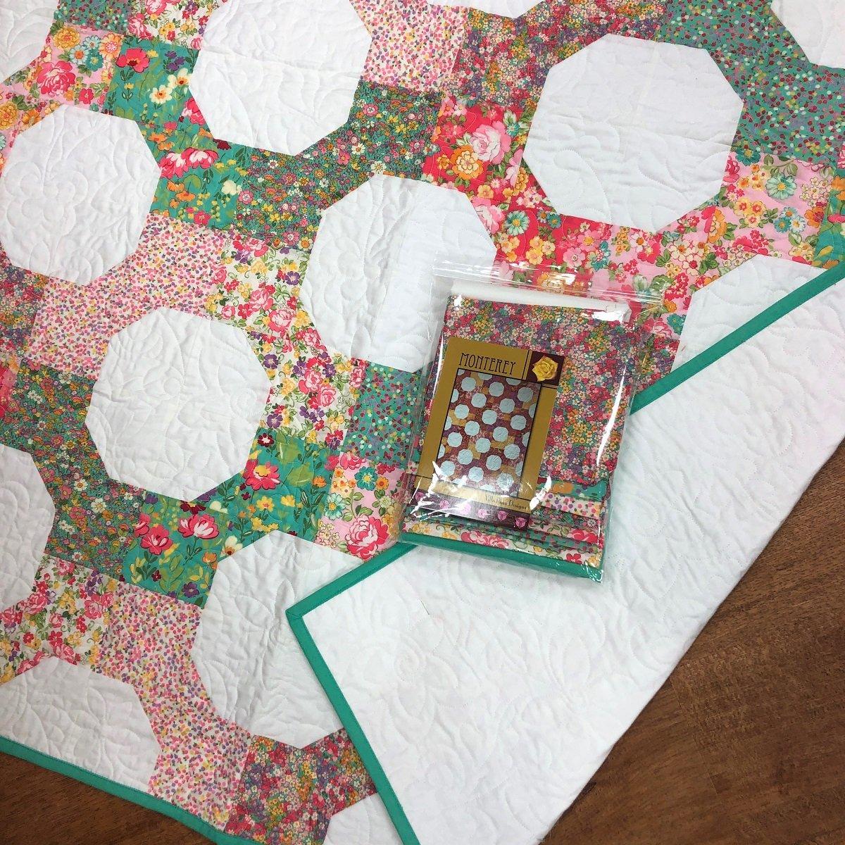 Monterey Quilt Kit