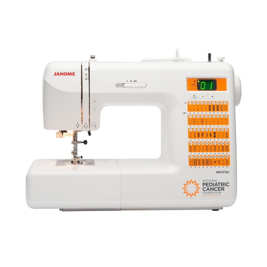 Janome NPCF50 Sewing Machine