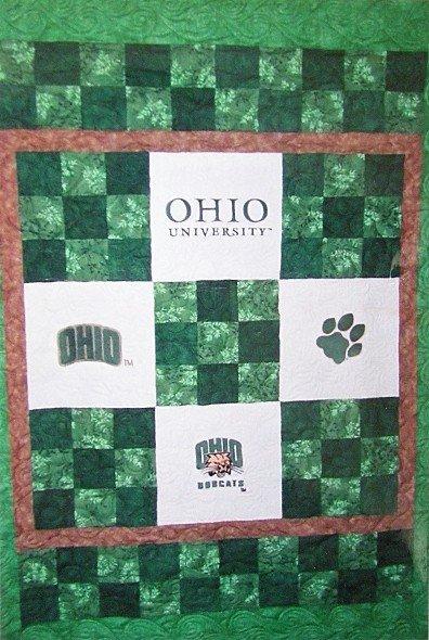 Varsity Quilt Kits : quilting university - Adamdwight.com