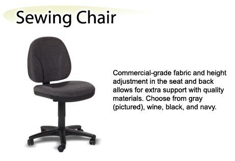 Performance Sewing Chair
