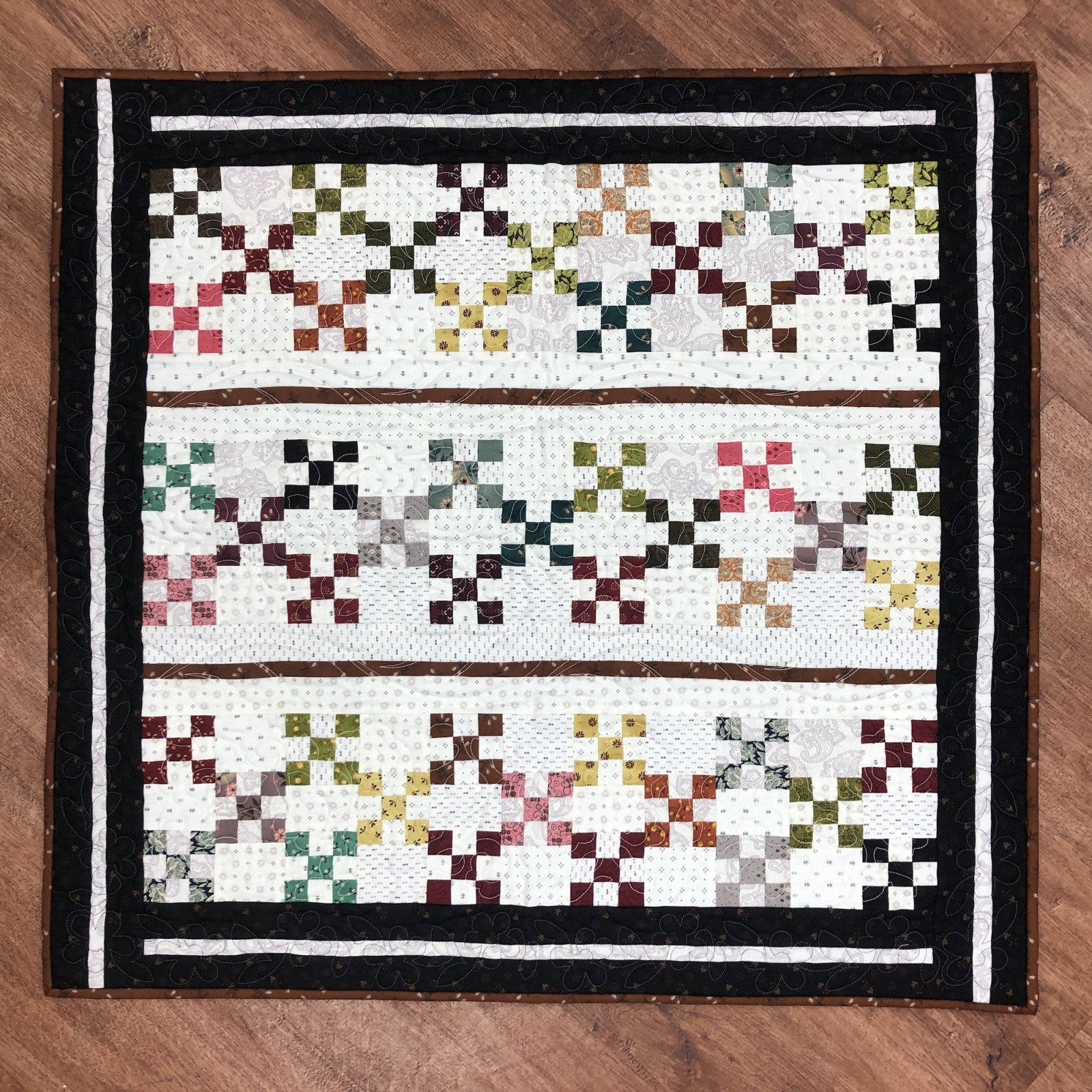 Party Of Nine Quilt Kit