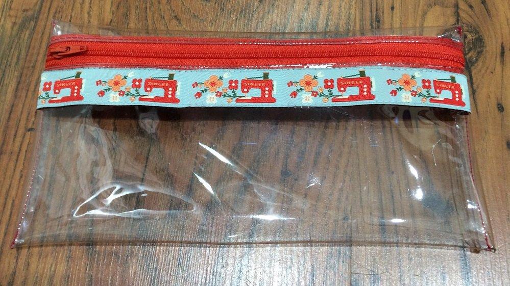 Pencil Pouch Zipper Bag Kit - RRQ Original
