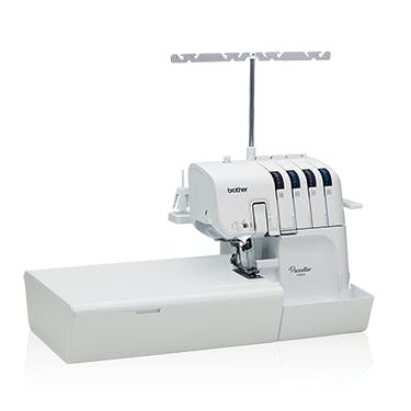 Brother Pacesetter PS5234 Serger with side table