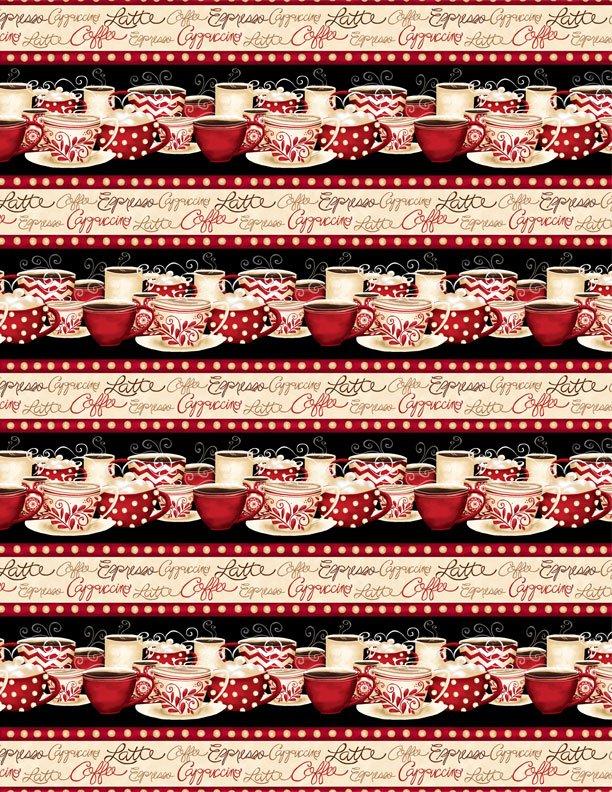 Q3012-56053-193 Repeating Stripes multi