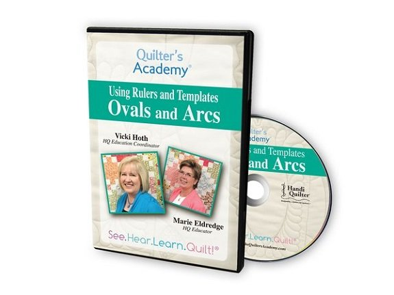 QA - Using Rulers and Templates Ovals and Arcs DVD