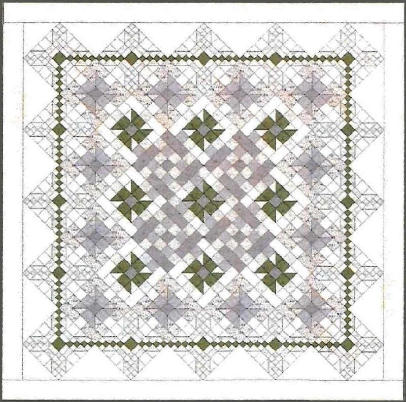 Quilter's Legacy Queen Quilt Kit