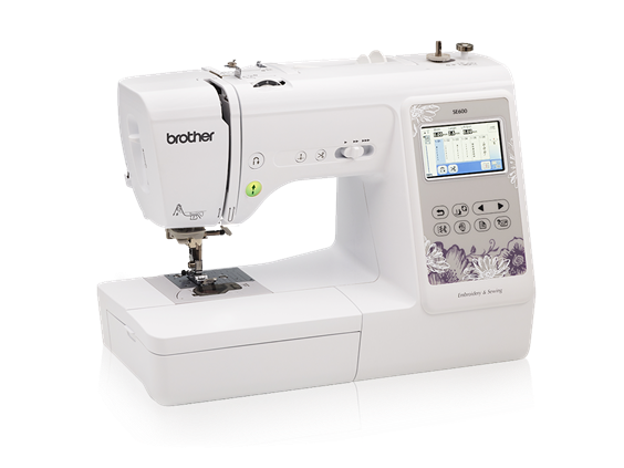 Brother SE600 Sewing & Embroidery Machine