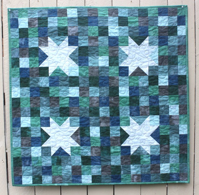 Sugar or Spice Either is Nice Quilt Pattern Download - RRQ Original