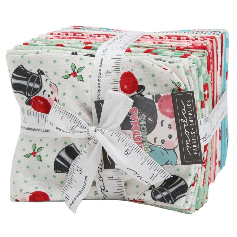 Sweet Christmas Fat Quarter Bundle 31150AB