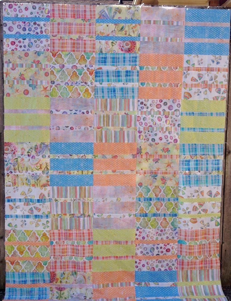 Wander Blossoms Quilt Pattern - RRQ Original