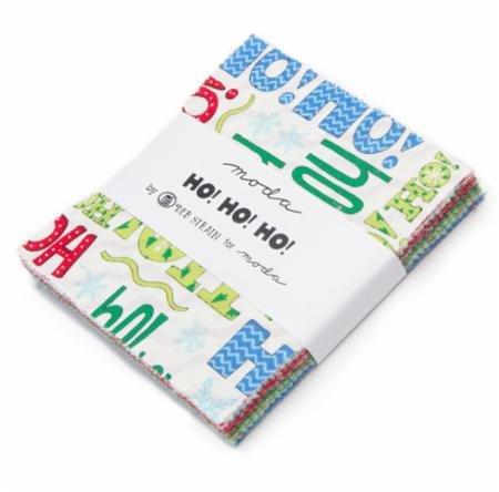 Ho Ho Ho Charm Pack