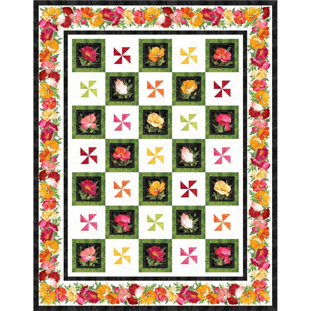 Blossom Quilt Pattern