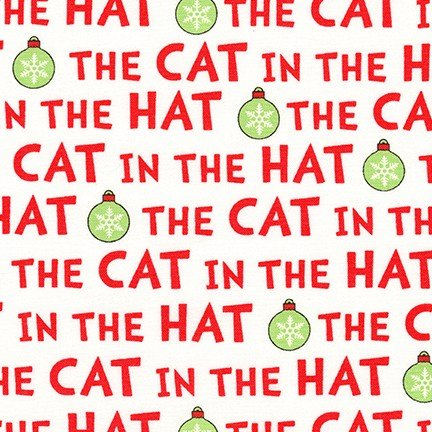 The Cat in the Hat Christmas Holiday Title