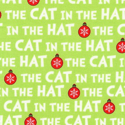 The Cat in the Hat Christmas Green