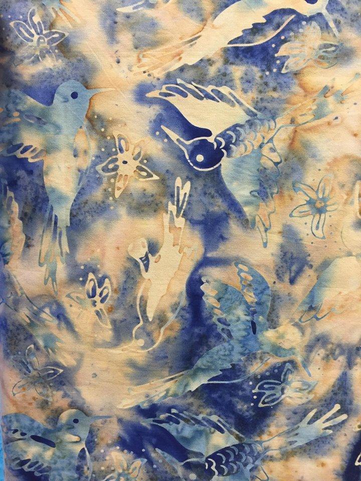 2817 Birds Batik