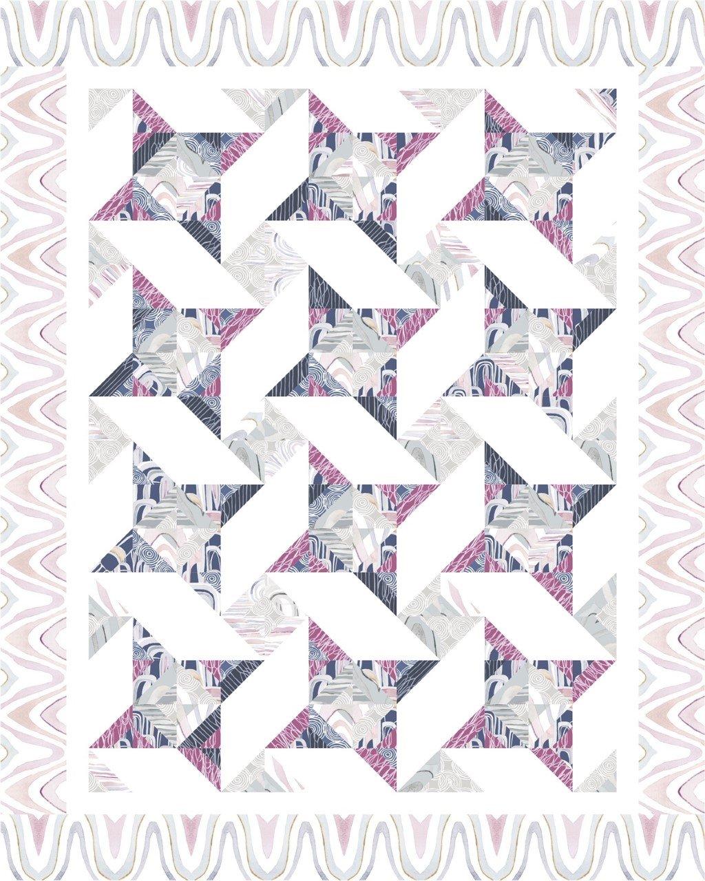 Dazzle Quilt Kit