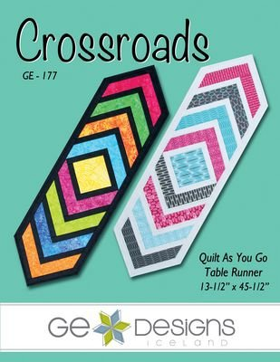 Crossroads QAYG Table Runner