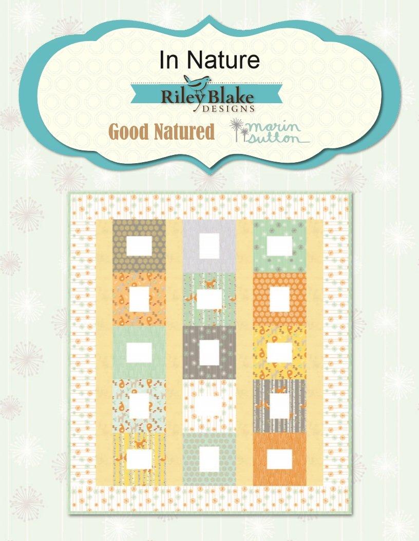 Good Natured kit