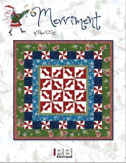 Merriment- Pinwheel kit