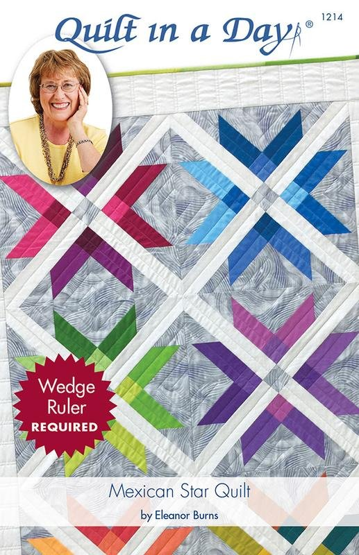 Mexican Star Quilt Kit