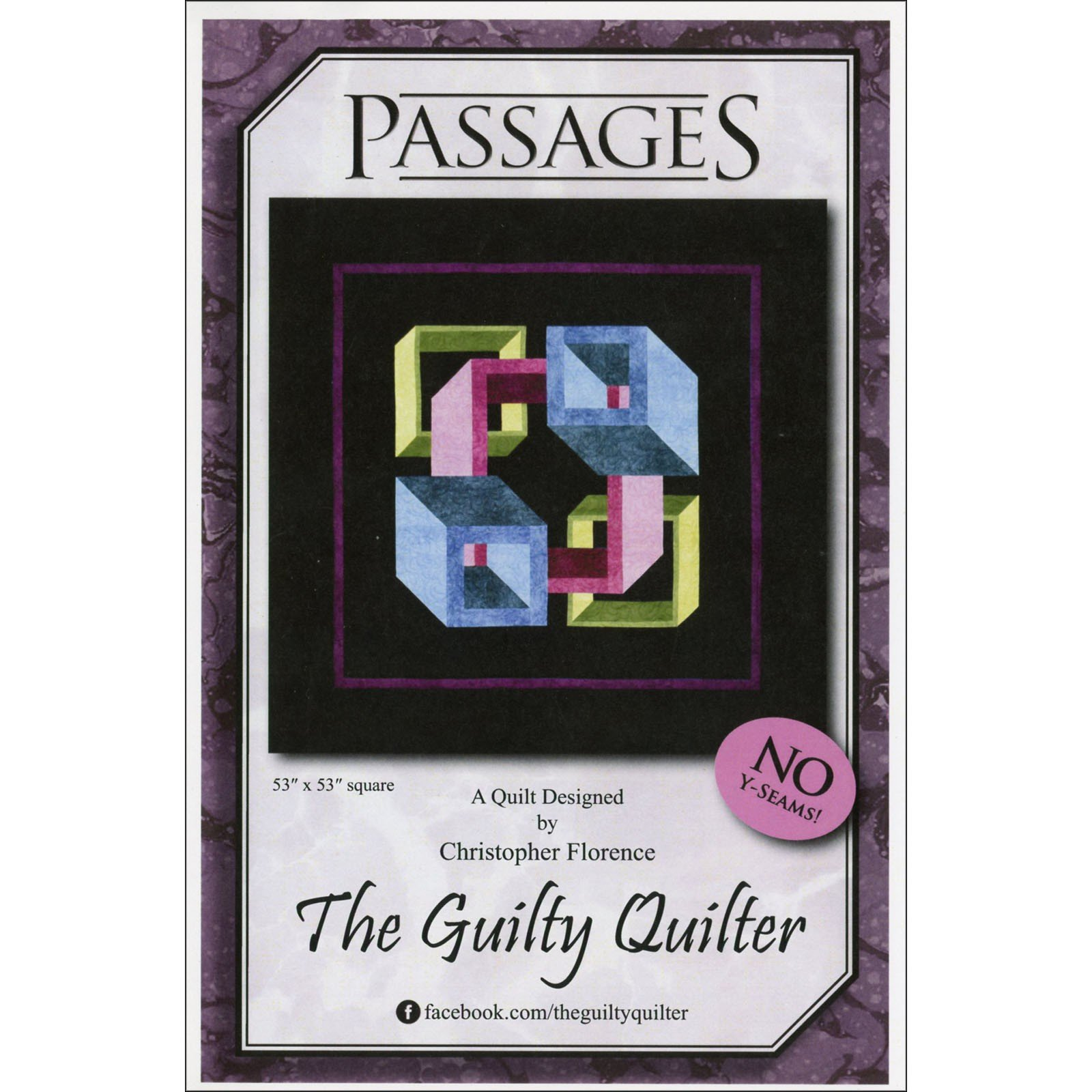 Passages Quilt Pattern