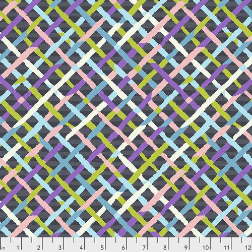 Kaffe Collective Mad Plaid - Contrast