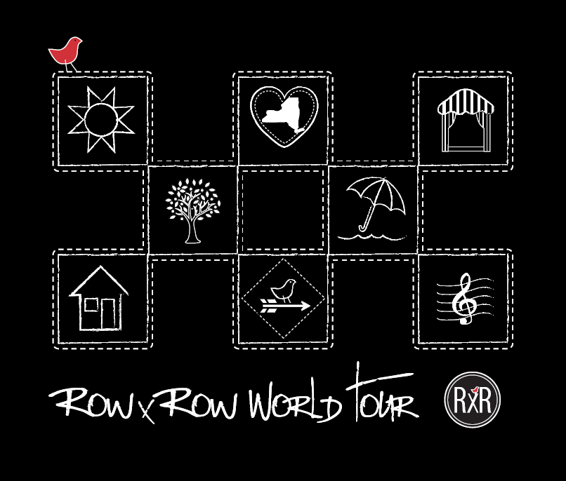 Row x Row World Tour T-Shirt