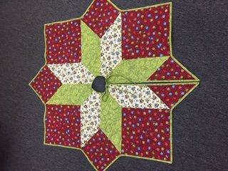 Star Medallion Tree Skirt Kit