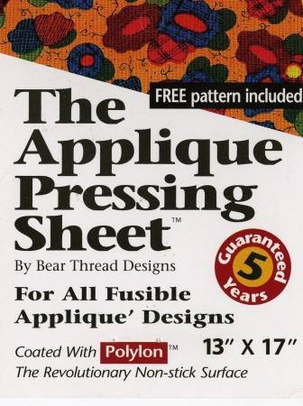P3-354 The Applique Pressing Sheet - 13in x 17in Rolled