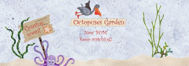 octopuses garden banner