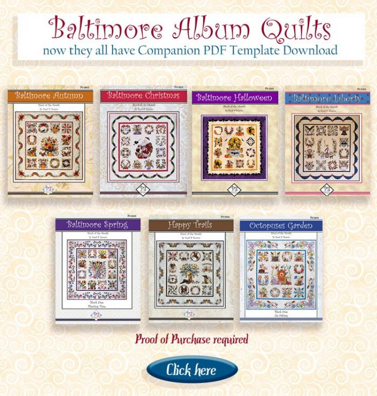 baltimore album patterns