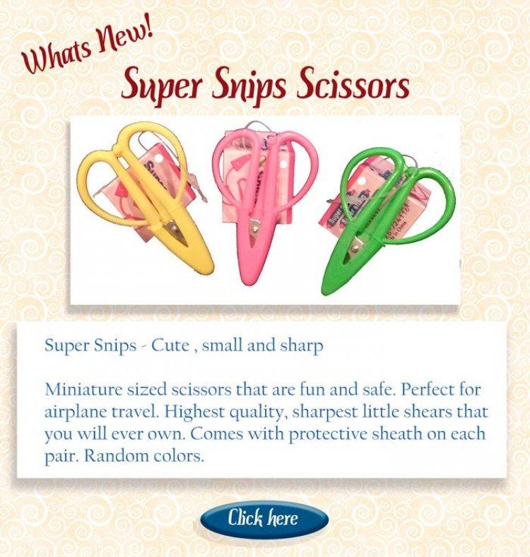 super snips